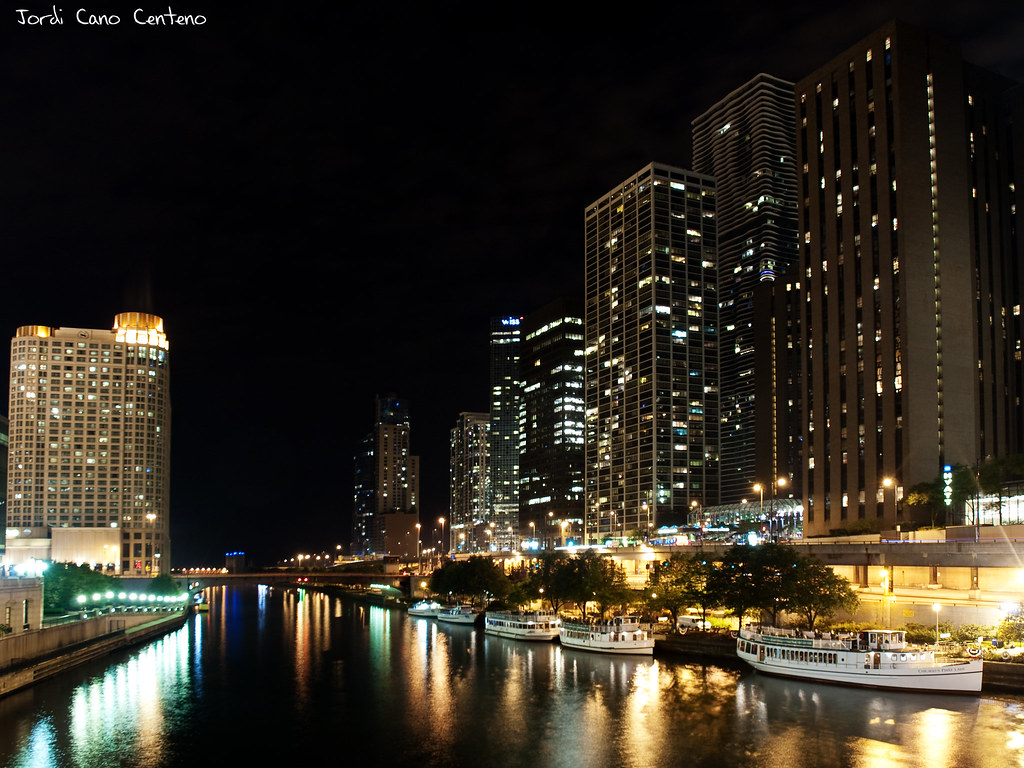 Río Chicago - Chicago