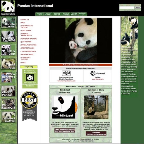 Thank you Pandas International for the Shoutout!!