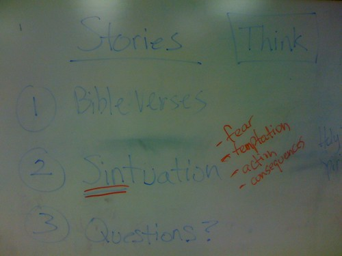 Story Options