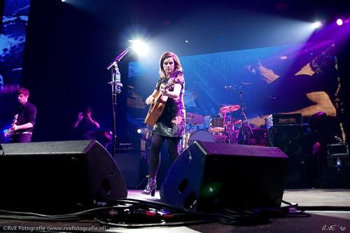 Amy Macdonald in HMH Amsterdam (16-11-2010).