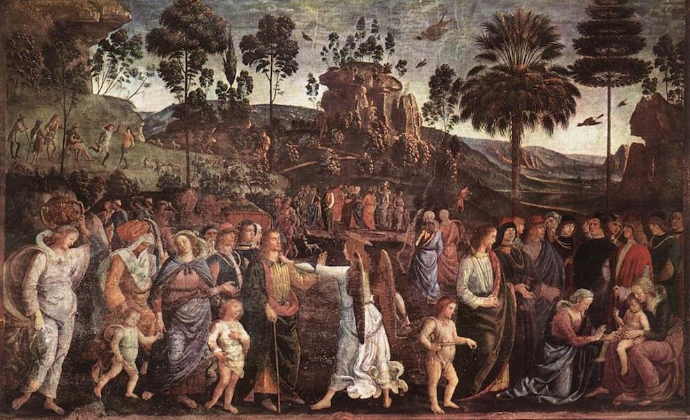 5189291452 b66535428c b Sistine Chapel   Incredible Christian art walk through