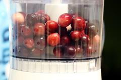 making cranberry liqueur at home