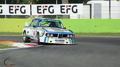 "BMW 3.0 CSL n°68 • <a style=""font-size:0.8em;"" href=""http://www.flickr.com/photos/144994865@N06/35312806340/"" target=""_blank"">View on Flickr</a>"