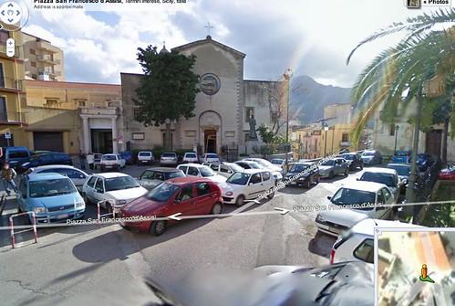 Church of Santa Maria di Gesu`