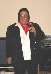 JOHNNY HARRA- SECOND GREAT ELVIS IMPERSONATOR