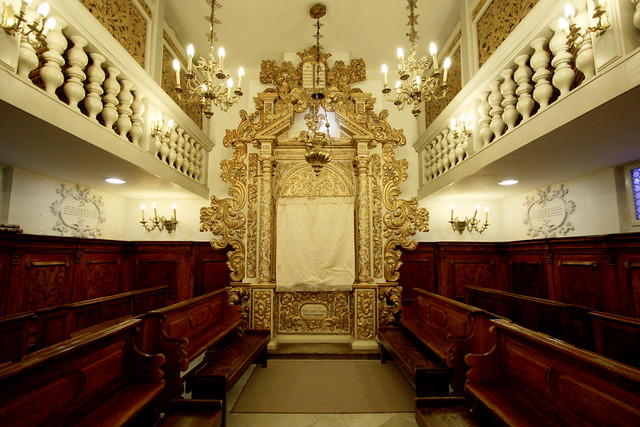 Italian Synagogue, Jerusalem