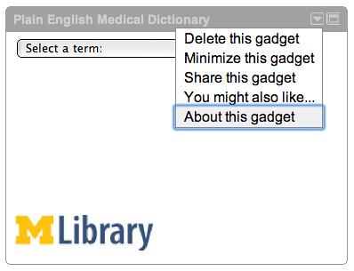 iGoogle Gadgets