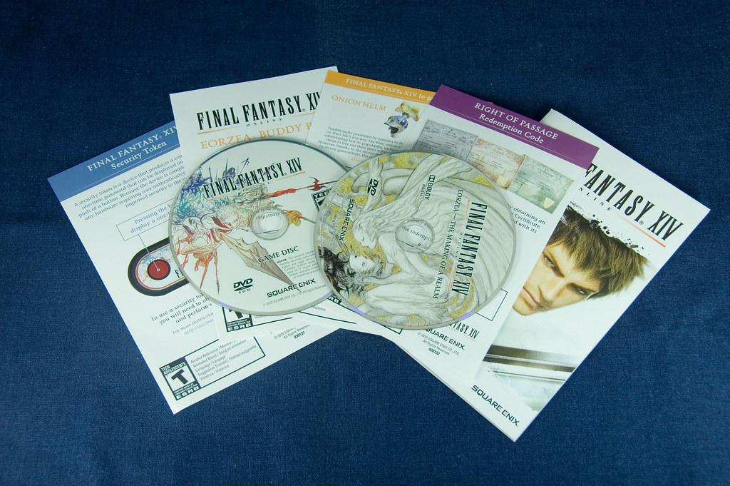 Final Fantasy XIV Collector Edition 03