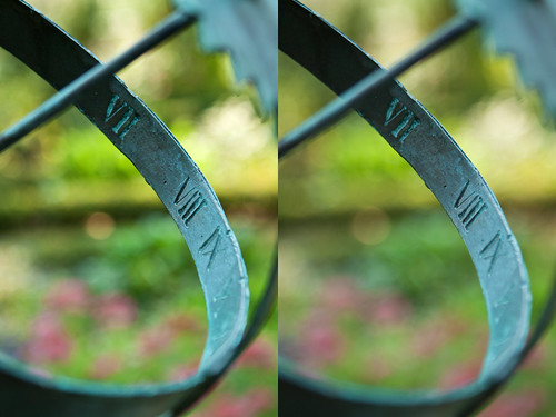 side by side bokeh