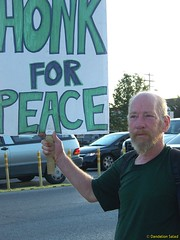 Honk for Peace!