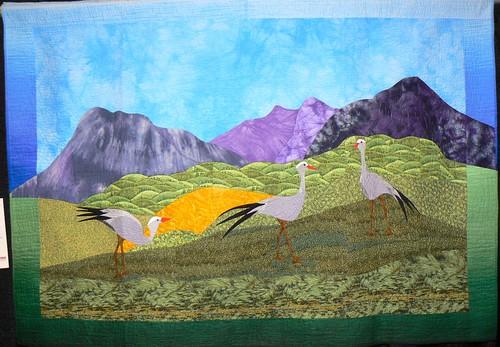 Overberg Cranes