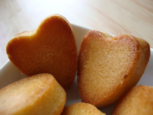 Madeleines trái tim