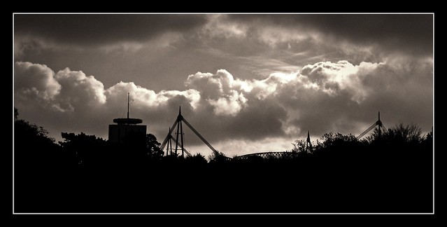 Cardiff in Autumn