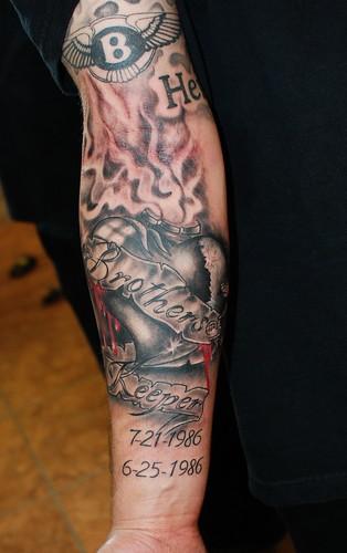 My Brothers Keeper Tattoo Design Tumblr