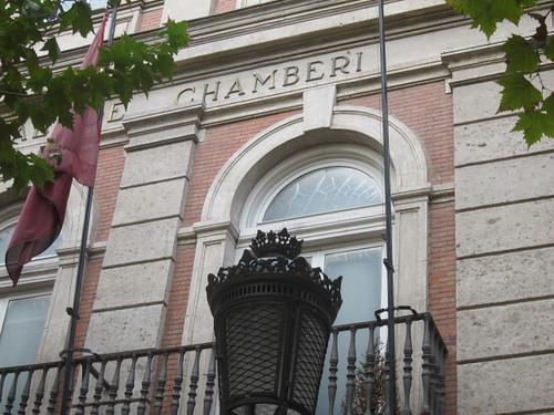 Chamberí. Junta Municipal