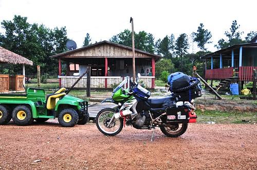 KLR 650 Trip Honduras 409