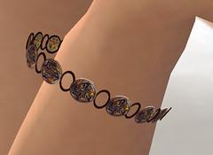 Dragonfire bracelet