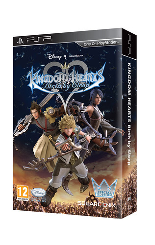 Kingdom Hearts Special Edition