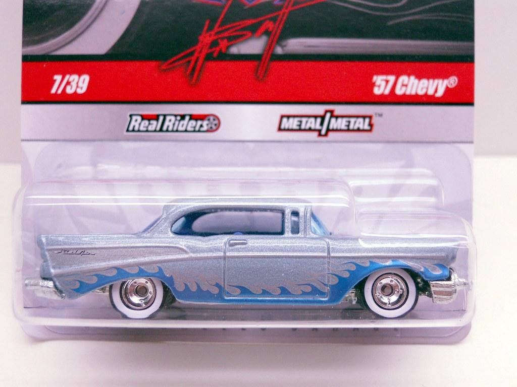 hws waynes garage 57 chevy silver (2)