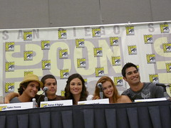 Teen Wolf at Comic-Con 2010