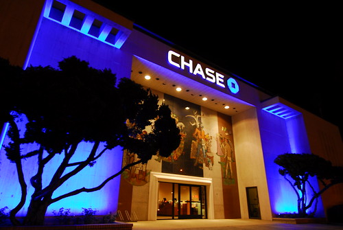 chase bank studio city CA