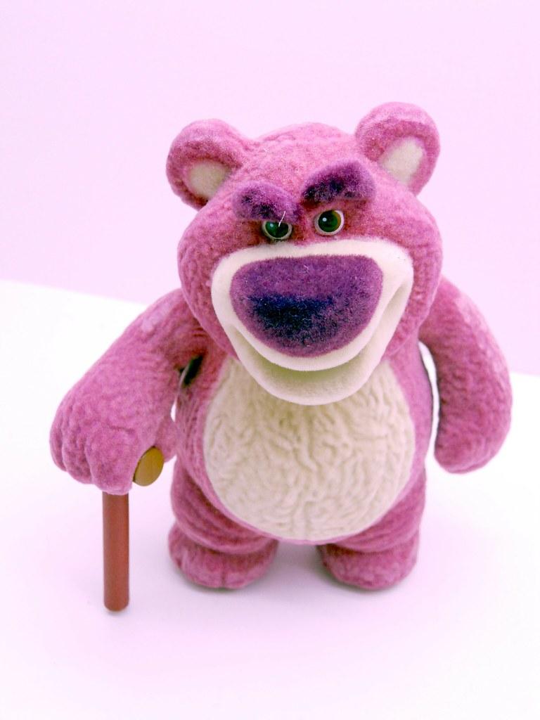 2010 sdcc toy story 3 lotso hug bear (3)
