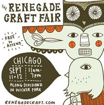 Renegade Craft Fair Chicago