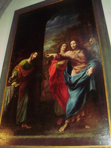 Chiamata di San Matteo (Pietro Marchesini)