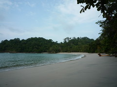 Strand im Manuel Antonio NP