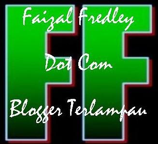blog faizalfredley