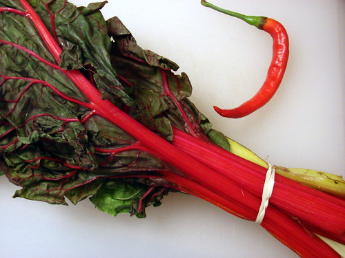 chard and chile