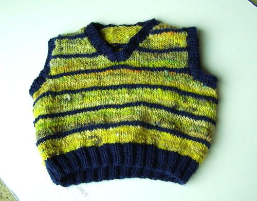 bumble vest
