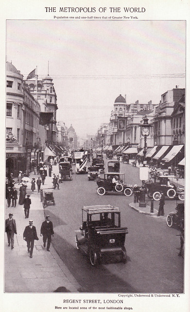 Metropolis- Regent Street London Btwn pages 1686 & 1687