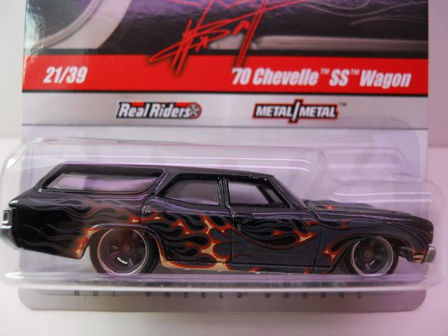 hws larrys garage 70's ss chevelle wagon blk flames (2)
