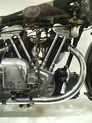1932 Brough Superior SS100 engine