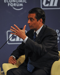 Rajesh Subramaniam - India Economic Summit 2010