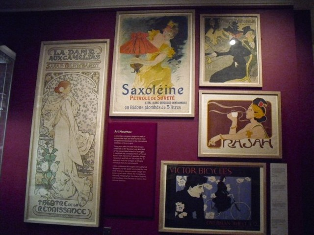 Art Nouveau Posters V&A