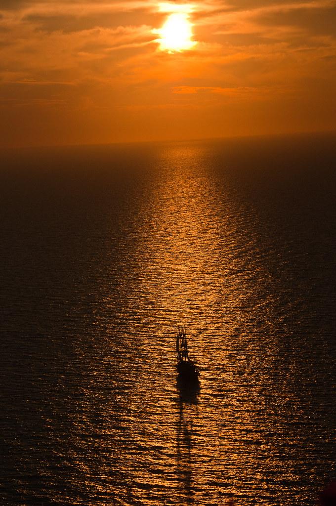 Sunset, Ia, Santorini