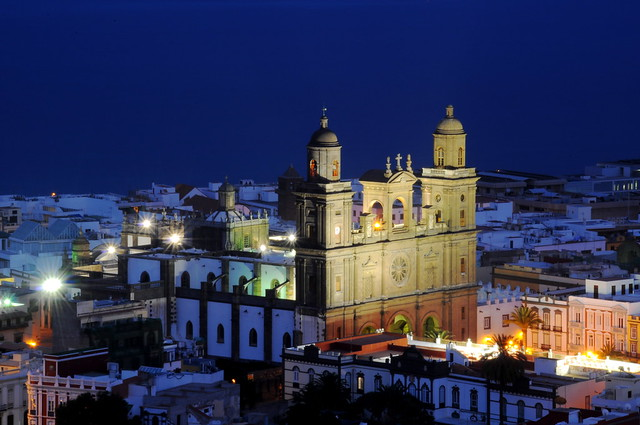 Cercana Catedral