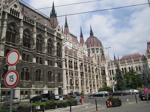 Parliament exterior
