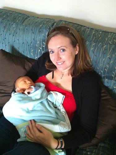 Alex with Katharine