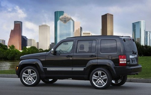 Jeep Liberty: La nueva version de la todoterreno Jeep Cherokee