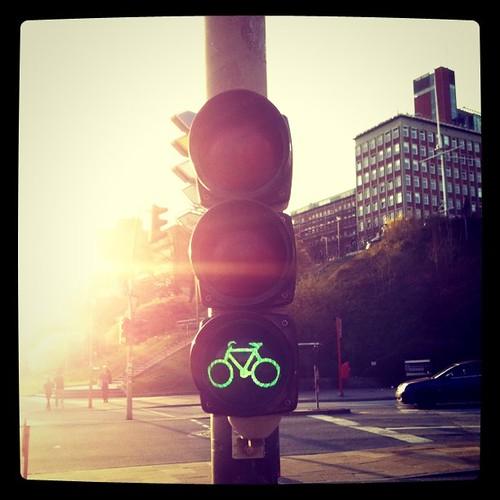 หลักฐานพิสูจน์ความเป็นมิตรต่อจักรยาน