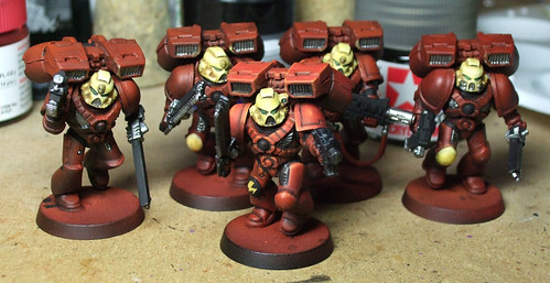 Blood Angels WIP
