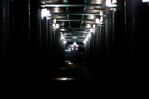 itb di malam hari