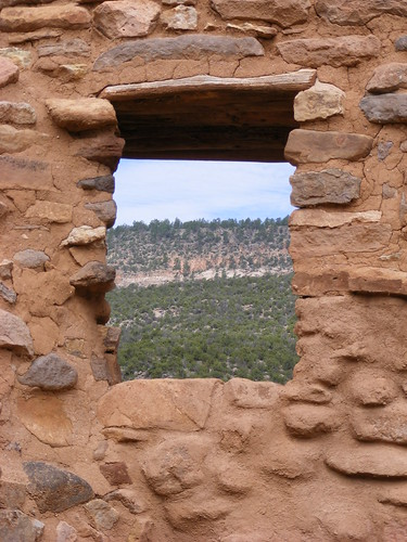 A Picture From Jemez State Monument, New Mexico