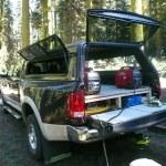 Rv Net Open Roads Forum Travel Trailers A Camper Shell On A Truck