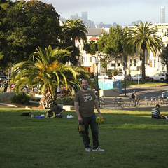 Lloyd at Dolores Park
