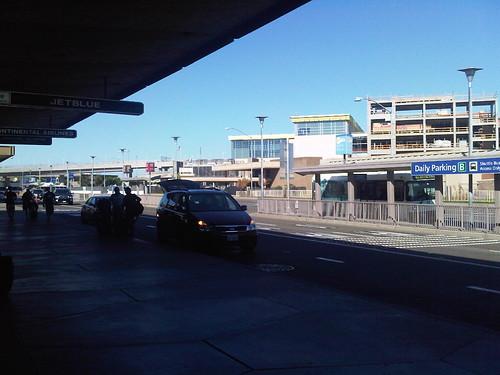 New SMF Terminal Takes Shape