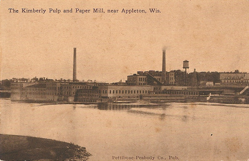 Kimberly Pulp and Paper Mill